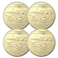 2021 $1 Mintmark & Privy Mark Unc Coin Set - Heroes of the Sky-Centenary of RAAF