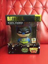 """SDCC Funko Dorbz XL #01 Batman Super Size 6"""" Exclusive Vinyl (A6)"""