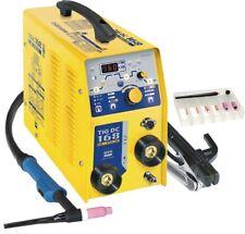 GYS Wig-Soudure périphérique TIG 168 DC HF 1x230v 10-160 A complet. sans réducteur de pression