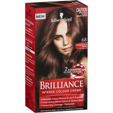 Schwarzkopf Live Brilliance 68 Chocolate Rush Hair Colour