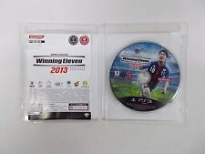 PlayStation3 -- World Soccer Winning Eleven 2013 -- PS3. JAPAN GAME. 60366