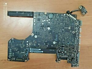 """Carte mère MacBook Pro 13"""" / A1278 / Intel i5 - 2,5 GHz / 2010 / A REPARER"""