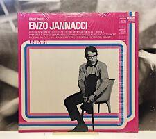 ENZO JANNACCI - COSI' RIDE ENZO JANNACCI LP EX+/NM 1981 RCA LINEA TRE TNL1 3012
