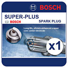 VOLKSWAGEN Golf Mk4 1.4 73BHP 97-04 BOSCH Yttrium Super Plus Spark Plug +7