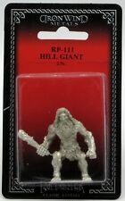 Ral Partha RP-111 Hill Giant (1) Miniature Ogre Champion Barbarian Warrior Hero