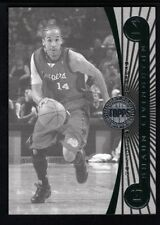 SHAUN LIVINGSTON 2005/06 TOPPS FIRST ROW BLACK AND WHITE PARALLEL SP #076/225