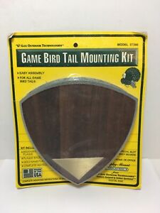 G-Lox Outdoor Technologies Game Bird Tail Mounting Kit New Model 07390 USA