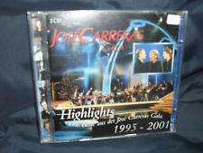 Various – Das Beste Aus Der José Carreras Gala 1995 - 2001 -2CDs