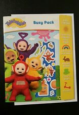 cbbc bbc Teletubbies BUSY PACK kids party bag FILLER creative active