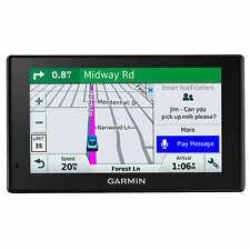 "Garmin Drive Smart 50Lmthd 5"" Touchscreen Gps Hd Traffic Receiver Lifetime map"