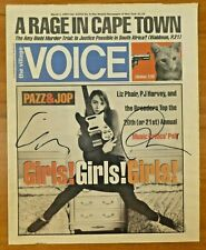 Liz Phair Singer Signed The Village Voice Cover