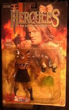 Hercules The Legendary Journeys Minotaur immobilizing Sludge Mask Action Figure