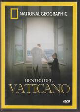 *National Geographic: Dentro Del Vaticano (DVD)