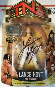 TNA Impact Wrestling Marvel Series 5 Lance Hoyt Archer Variant Signed Autograph