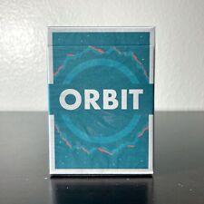 ORBIT V5 Playing Card Decks - (Dan & Dave, Fontaine, Virtuoso, Checkerboard)