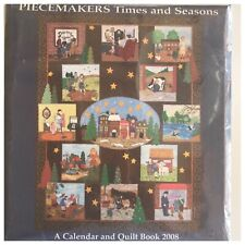 Piecemakers QUILT PATTERN vintage life SMALL TOWN farm CHILDREN animals HEIRLOOM
