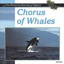 FREE US SHIP. on ANY 2+ CDs! NEW CD : Chorus Of Whales-The Relaxing Sounds Of Na