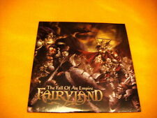 Cardsleeve Full CD FAIRYLAND The Fall Of An Empire PROMO 13TR 2006 rock