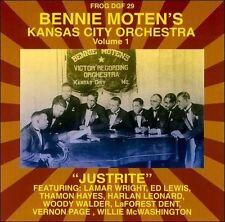 NEW Bennie Moten's Kansas City Orchestra Volume 1 (Audio CD)
