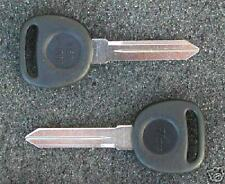 1997-2005 Saturn SW & SC Key blanks blank