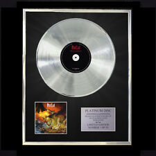 MEAT LOAF BAT OUT OF HELL III THE MONSTER IS LOOSE CD PLATINUM DISC FREE P+P!!