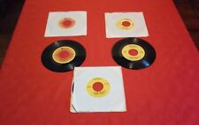 BOBBY VINTON Lot of 5 Vinyl Singles 45 RPM Epic Records 5-10576 Tested VG