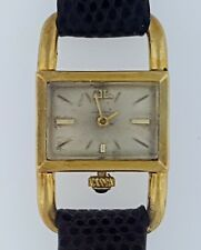 JAEGER-LeCOULTRE Vintage 18K Lady's Etrier Lucchetto Watch for Hermes