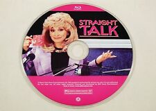 Straight Talk Blu-ray Dolly Parton, James Woods, Griffin Dunne, Michael Madsen