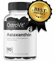 Astaxanthin 12mg OstroVit for healthy heart & immune system Antioxidants 90caps
