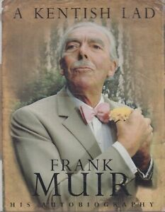 Frank Muir A Kentish Lad 2 Cassette Audio Book Autobiography Abridged FASTPOST