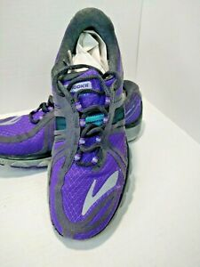 BROOKS Pure Cadence  Womens Running Shoes Purple  SIZE 8 M