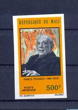 Mali 1973 Pablo Picasso imperforate. MNH VF
