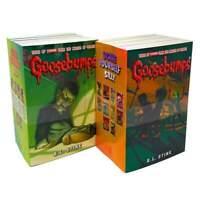 Goosebumps Classic Series 20 Books Set Collection R L Stine   R. L. Stine NEW