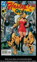 Harley Quinn 9 DC 2001 VF/NM Terry Dodson Cover