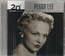 Peggy Lee - The Best of Peggy Lee - 20th Century Masters Series