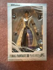 Play Arts Action Figures Final Fantasy XIII Snow Villiers Kai Black Label