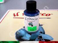 VERNICE RITOCCO SMALTO PIAGGIO VESPA D'EPOCA BLU COD ORIGINALE 7450