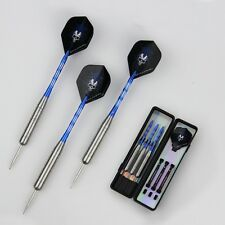 3×Professional 28 grams Dart Soft Tip Darts With Aluminum Alloy Shaft + Case