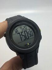 Timex Ironman Mens Digital Watch All Black TW5M14500 - PLEASE READ