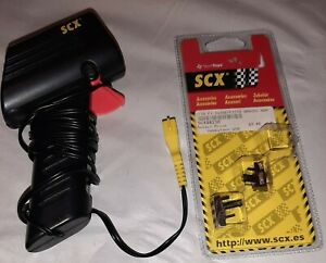 SCX 1:32 Pro Hand Controller Speed Throttle Slot Car