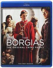 The Borgias: Season 1 (Blu-ray) Complete First Season NEW Sealed Free Shipping