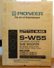 Pioneer Sub Woofer Speaker S-W55 Subwoofer