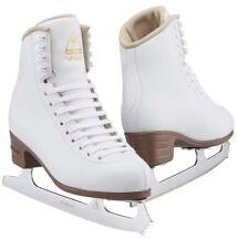 Jackson Ultima Artiste Girls Figure Ice Skates 1791 Sz 11/2 White W/ Guards $190