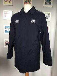 Canterbury Mens Scotland Rugby SRU Pitch Side Jacket S