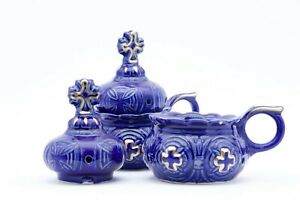 Weihrauchfass Keramik Кадильница керамическая