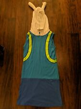Adventure Time Fionna Cosplay Dress Medium Hot Topic