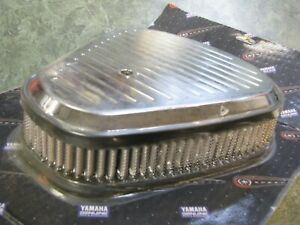 Yamaha Genuine NOS Air Filter with Ball Milled Cover 1999-2004 Speed Star