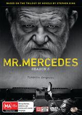 Mr. MERCEDES Third Season 3 Three DVD R4