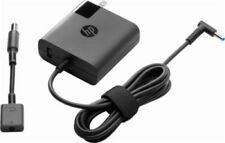 HP - Universal Power AC Adapter - 90W W/USB 19.5v 4.1a 4.5mm  and 7.4mm dongle