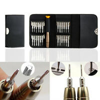 25 in 1 Screwdriver Kit For iPhone Plus 6S 6 5S Android tablet PC Watch Glasses